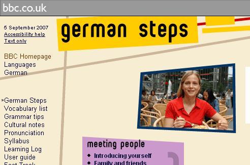 German For Kids - MUZZY BBC